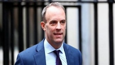 Dominic Raab UK foreign secretary to arrive in India for a four-day visit - Digpu