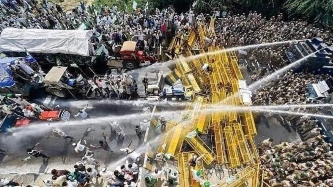 11th Day of Farmers protest, next round of talks with Govt. on Dec 09 -Digpu