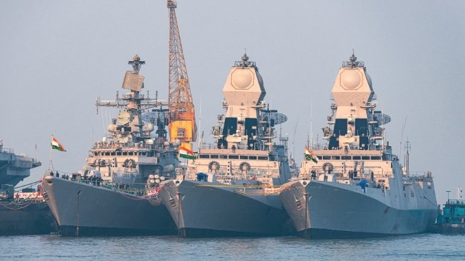 December 4th: Indian Navy Day
