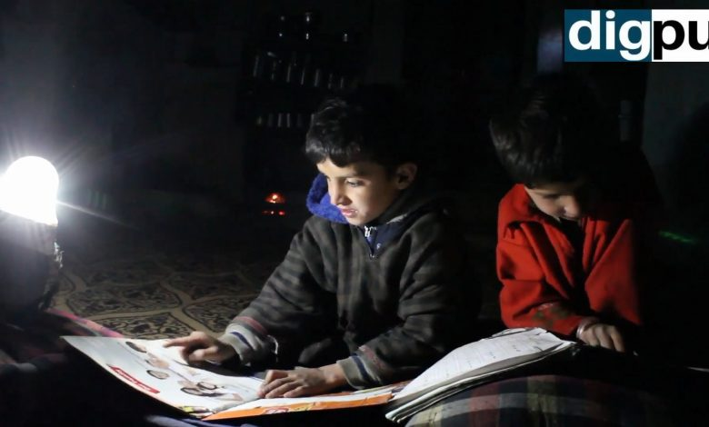 Sonbanjar — J&K's Budgam village without electricity from decades - Digpu News