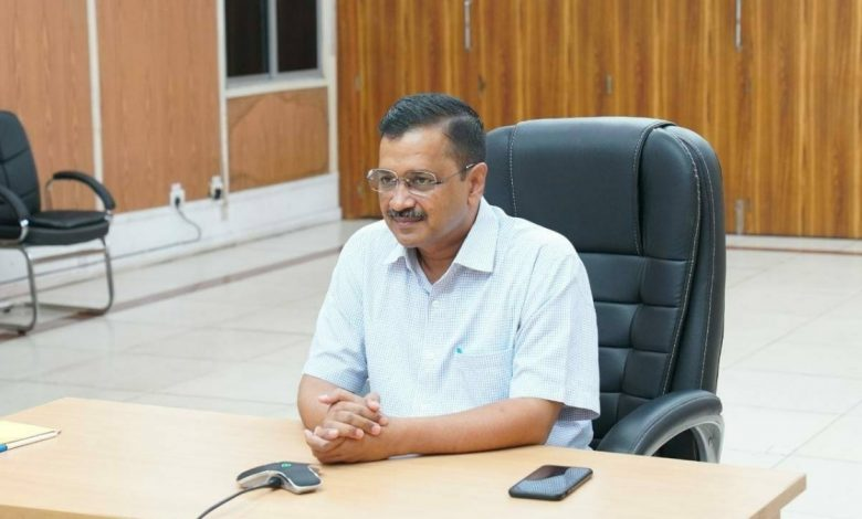 Kejriwal slams Centre over the transfer of IPS calls it assault on federalism - Digpu