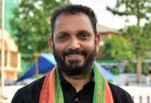 K Surendran has welcomed the move by Governor Arif Mohammad Khan - Digpu