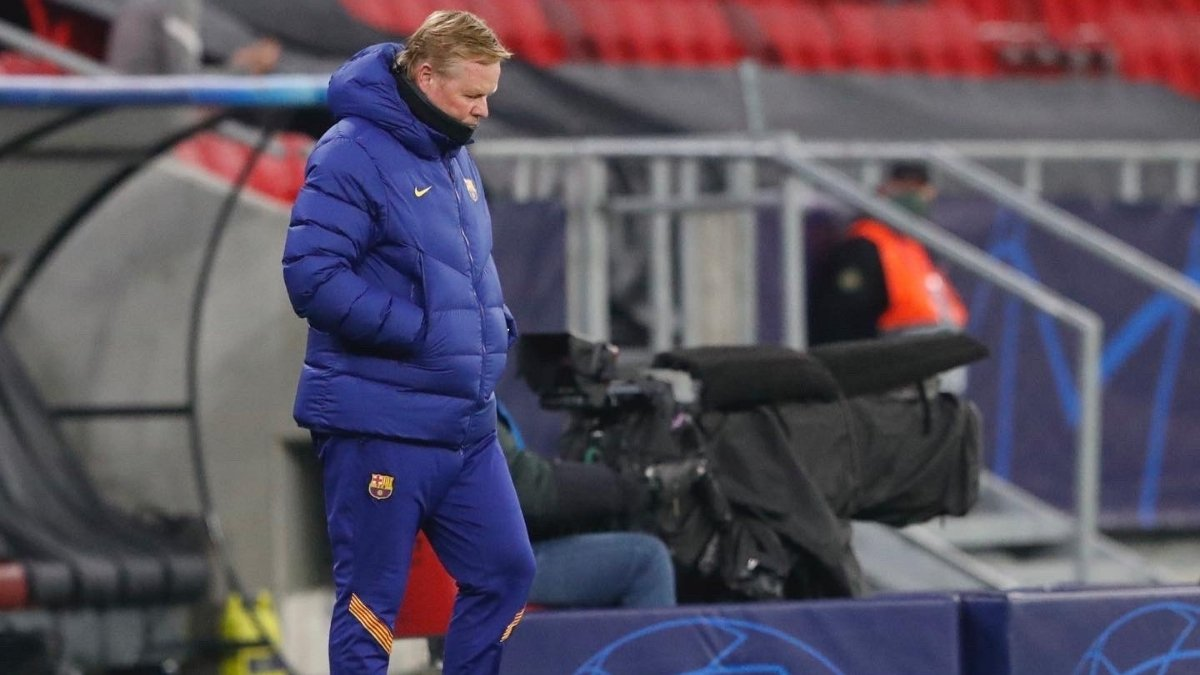 Koeman: With this attitude, we'll be where we should be
