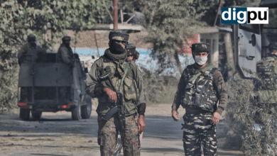 Two local Al-Badr militants killed in south Kashmir's Shopian - Digpu News