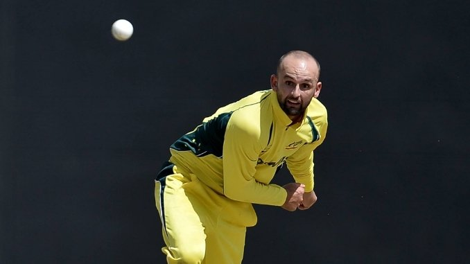 Nathan Lyon says I dont change my bowling approach just because its India - Digpu