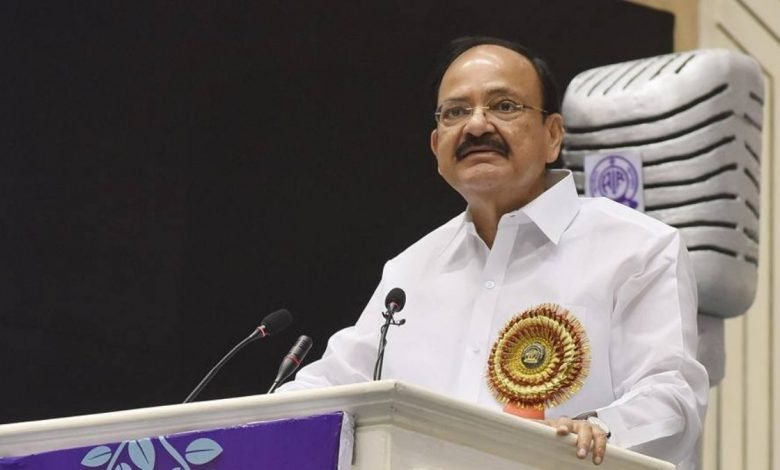 On eve of New Year 2021 Vice President M Venkaiah Naidu greets nation - Digpu