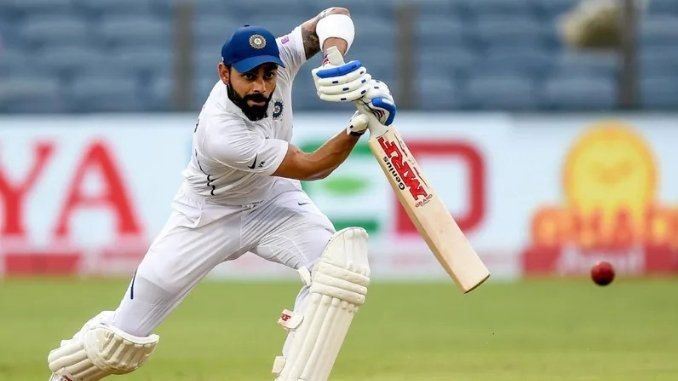 On this day in 2014, Kohli leads India for the first time in a Test match