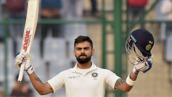 On this day in 2014, Kohli leads India for the first time in a Test match - Digpu