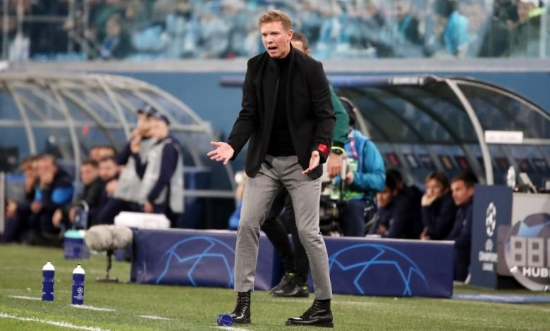 RB Leipzig manager - Not a master-class, but we take three points - Digpu