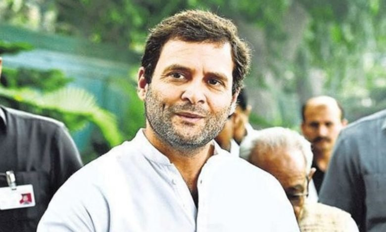 Rahul Gandhi, other Congress leaders to meet President over farmers protest - Digpu