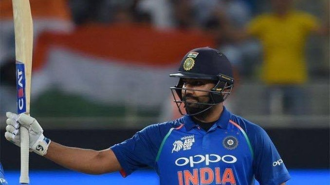 Rohit Sharma passes a fitness test_ Ind vs Aus - Digpu