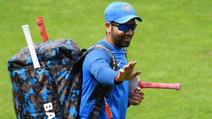 Rohit Sharma passes a fitness test: Ind vs Aus