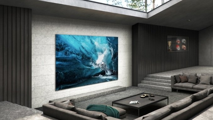 Samsung announces 110-inch 4K TV with next-gen MicroLED picture quality - Digpu