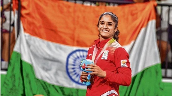 They just want respect for their hard work_ Vinesh Phogat- Digpu
