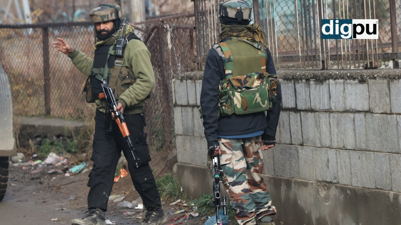 Three local Al-Badr affiliated militants killed in Pulwama - Digpu News
