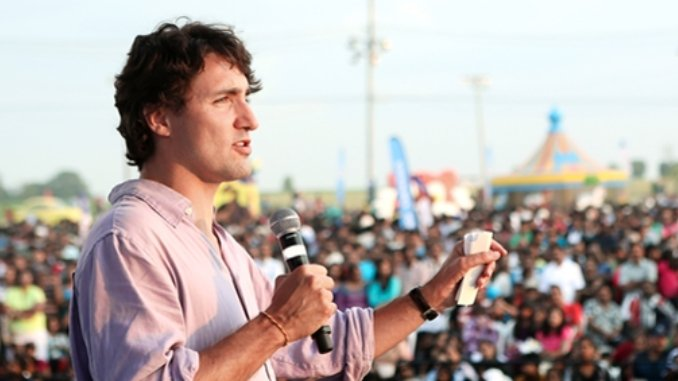 Canadian PM keeps commenting on farmers' protest Despite India's warning