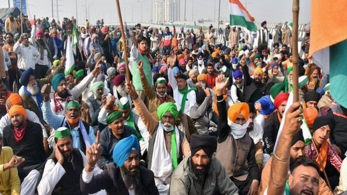 Protesting farmers threaten to block Delhi-Jaipur highway today-Digpu