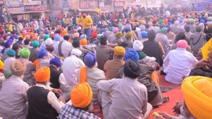 Business adversely affected due to farmers' protest-Digpu