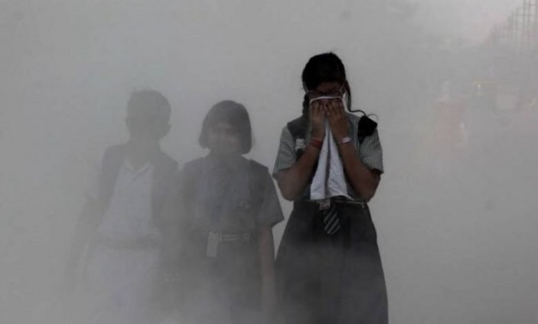 Air quality in Delhi dips to 'very poor' category -Digpu