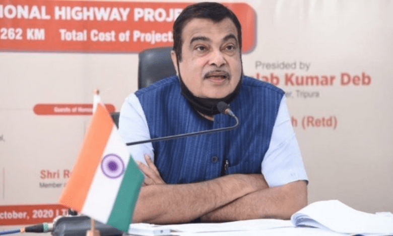 Union Minister Gadkari announces multi-model logistics park in Silchar -Digpu