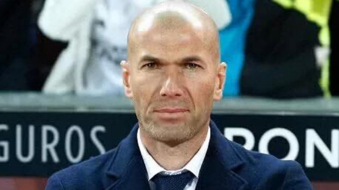 Zidane said he will never be the club's 'Six Alex Ferguson' - Digpu