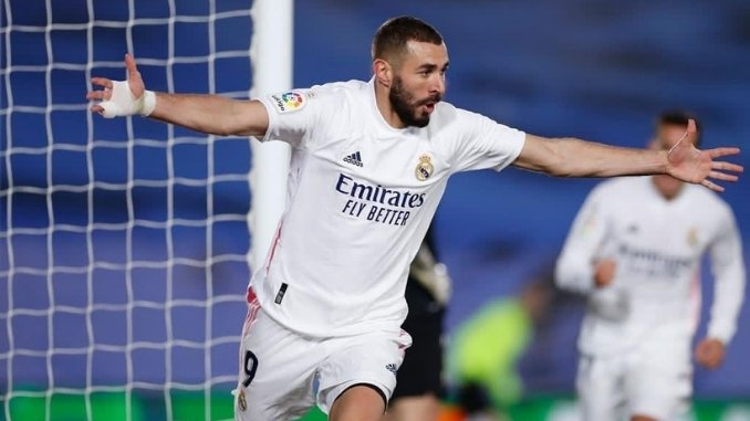 Zidane says Benzema is the best French striker ever - Digpu