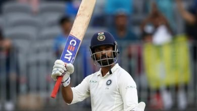 Boxing Day Test: Rahane hits fifty as visitors trail by 6 runs - Digpu