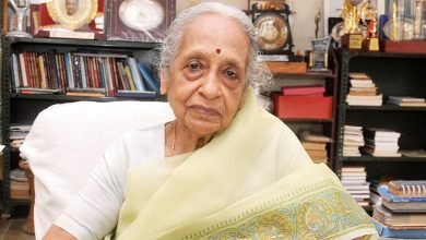 Adyar Cancer Institute founder Dr V Shanta passes away in Chennai - Digpu