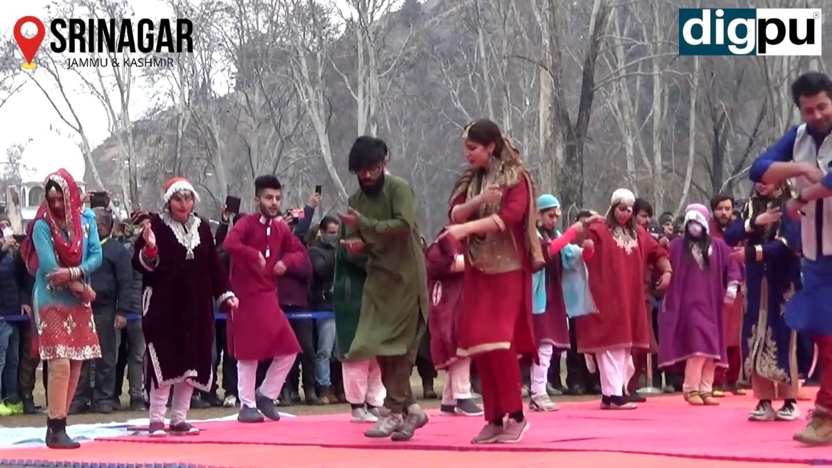 Amid heightened security, Republic Day celebrations held across J&K - Digpu News