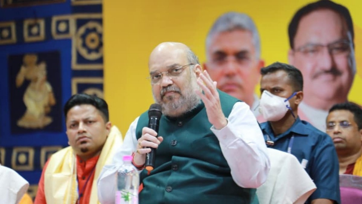 Amit Shah to start a two-day visit to West Bengal from January 30 to 31 - Digpu