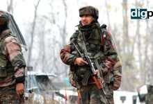 Another gunfight rages in southern Kashmir's Pulwama - Digpu News