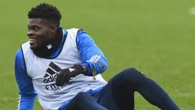 Arsenal get a boost as Thomas Partey returns to full training - Digpu