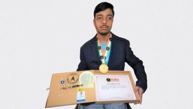 Ashan Kansal - The Child Prodigy with amazing memory appreciated under India Book Of Records 2022 - Digpu News
