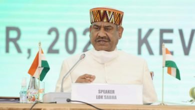 Lok Sabha Speaker Om Birla condoles loss of lives in Jalore bus tragedy - Digpu