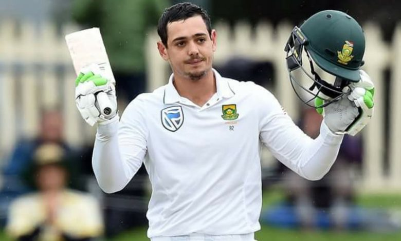 De Kock admits security was a concern before reaching Pakistan - Digpu