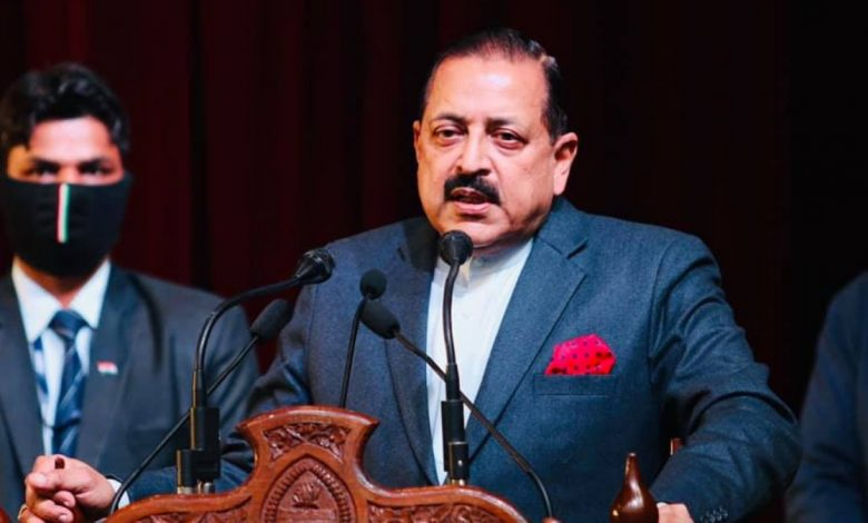 Dr Jitendra Singh discusses the proposal for Film City in Sikkim - Digpu