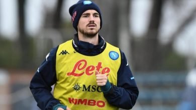 Fabian Ruiz midfielder of Napoli tests positive for COVID-19 - Digpu