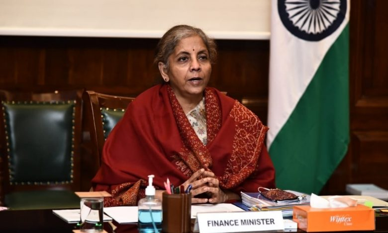 Finance Minister Sitharaman to table Economic Survey 2020-21 today - Digpu