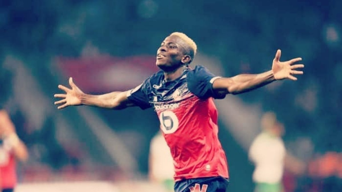 Victor Osimhen Napoli striker tests positive for COVID-19 - Digpu