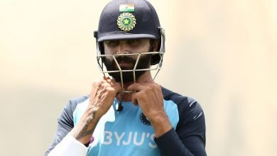 JadejaInd vs Aus: With Fractured thumb, Jadeja Ruled out for Six Weeks - Digpu