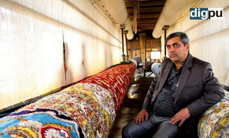 Kashmir Carpet Industry Fights Imitation, Decline And Death Of Art - All At Once - Digpu News
