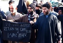 Lawaypora Gunfight Family members of slain protest again, demand bodies - Digpu News