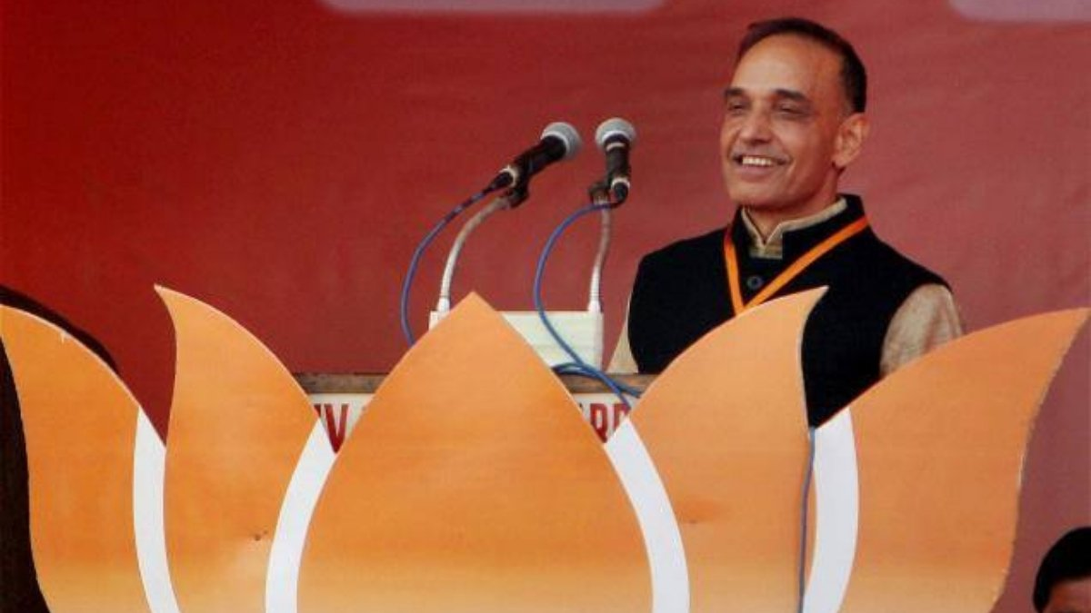 MP Satyapal Singh says People who attack Hindu religion do not love India - Digpu
