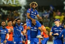 Mumbai Indians touching tribute to Malinga on his retirement from IPL - Digpu