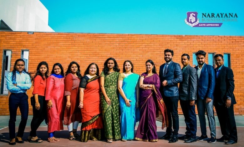 Narayana Business School providing extraordinary education with their MBA and PGDM Programs - Digpu News