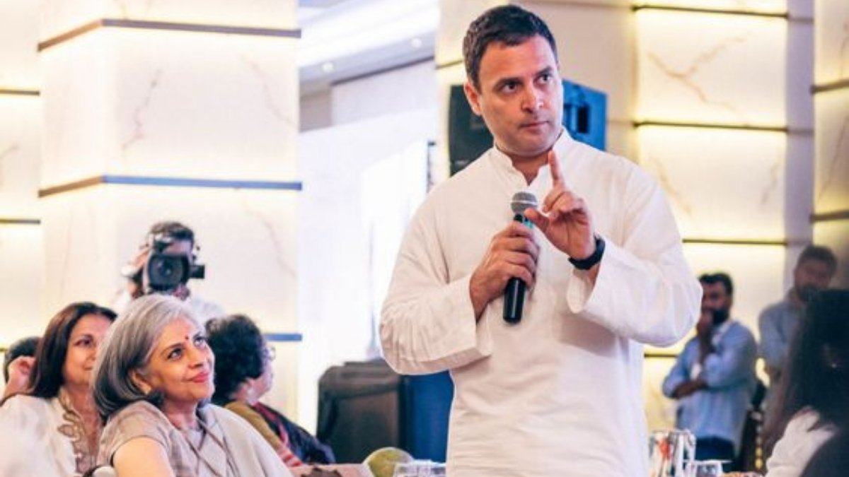 Rahul Gandhi to release booklet to highlight pitfalls of farm laws today - Digpu