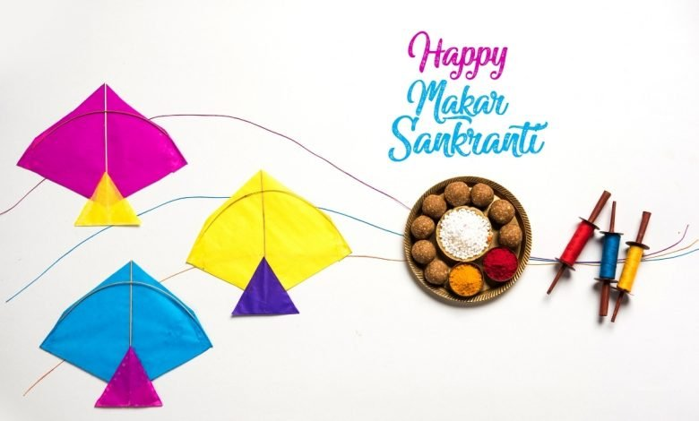 January 14th: Makar Sankranti - The Indian Kite Festival - Digpu