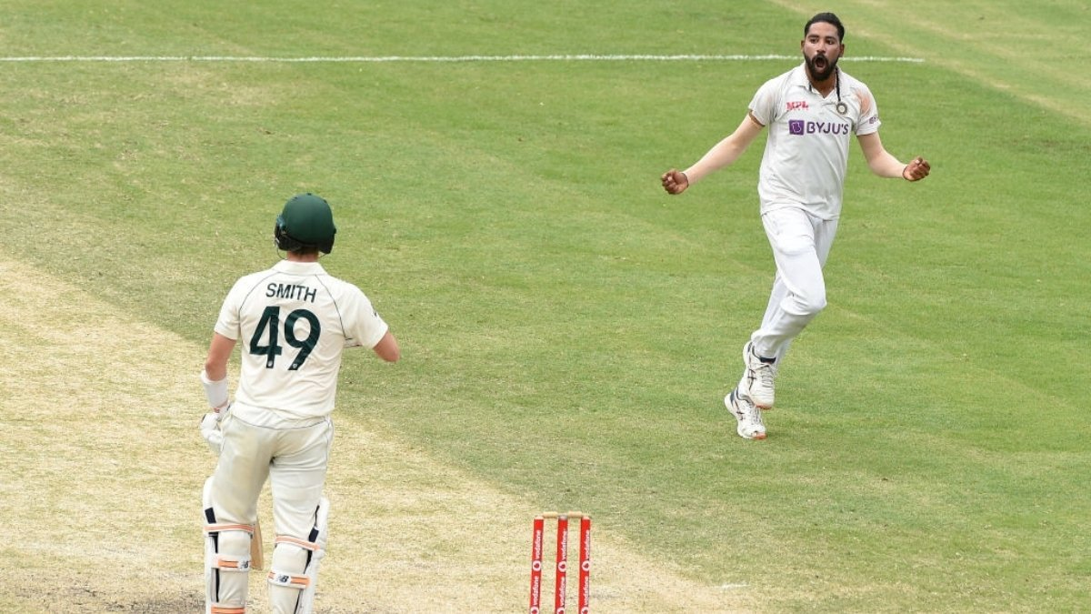 Siraj says thanks to Rahane for showing trust in me_ Ind vs Aus - Digpu