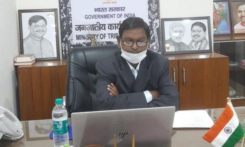 Arjun Munda to check construction work of the tribal museum in Ranchi - Digpu