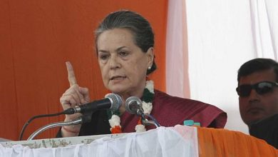 Sonia Gandhi : Govt shows shocking insensitivity, arrogance towards farmers - Digpu
